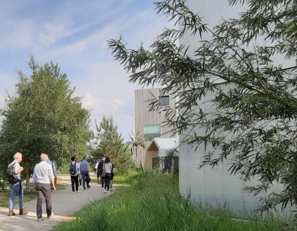 BouwEXPO Almere temidden van groen