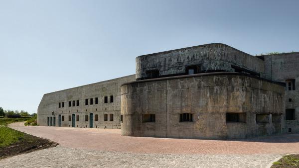 Fort van hoofddorp // foto: MWA Hart Nibbrig i.o.v. Serge Schoemaker Architects
