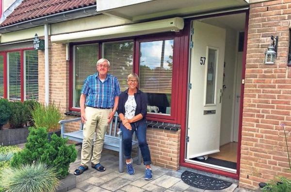 Niels en Trudy willen niet meer weg uit Overbos