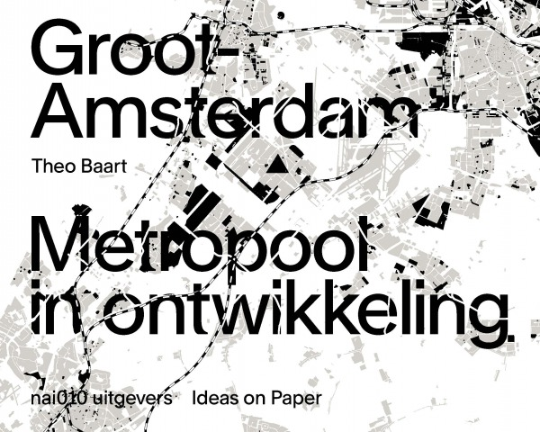 Groot Amsterdam - cover