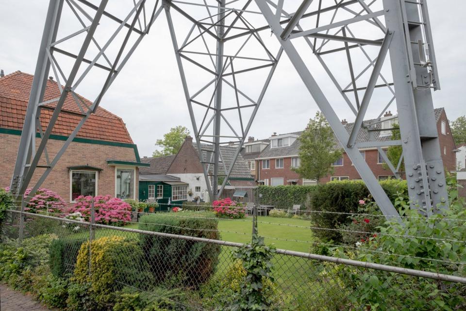 Energietransitie als ruimtelijke opgave uit: Groot-Amsterdam (2020) © Theo Baart