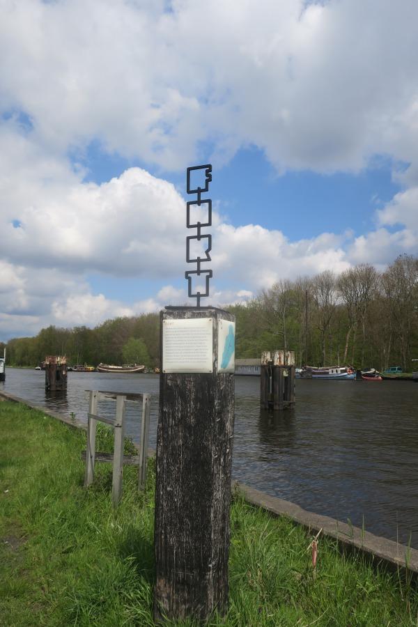 Fort along Schiphol