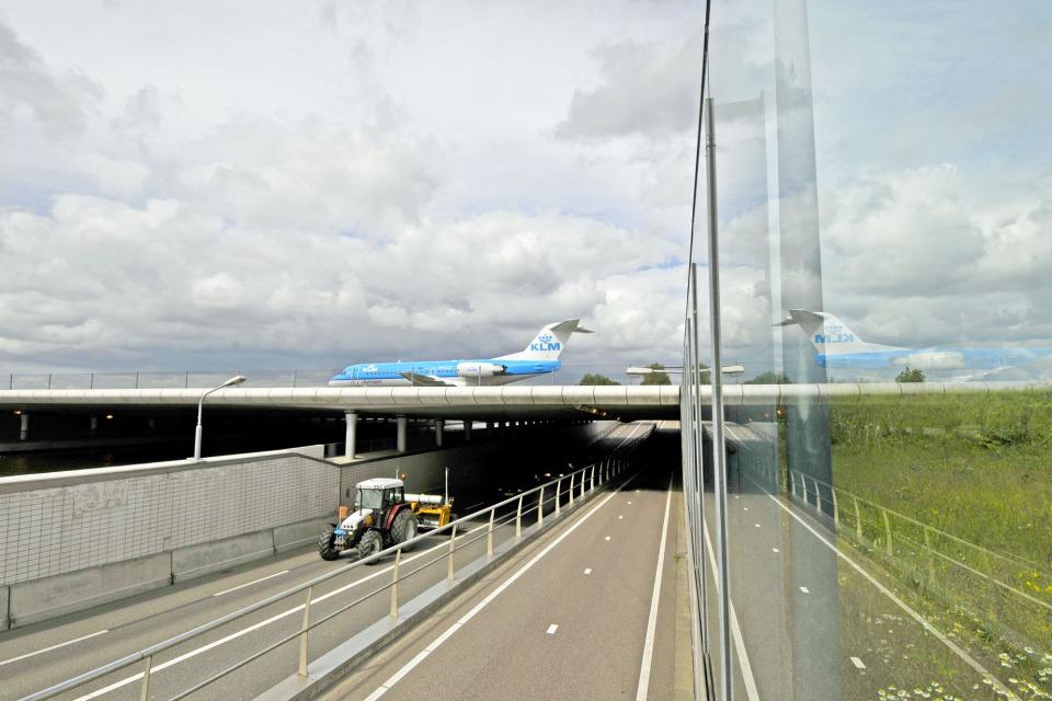 Polderbaan - Hoofdvaart | Foto: Kees van der Veer