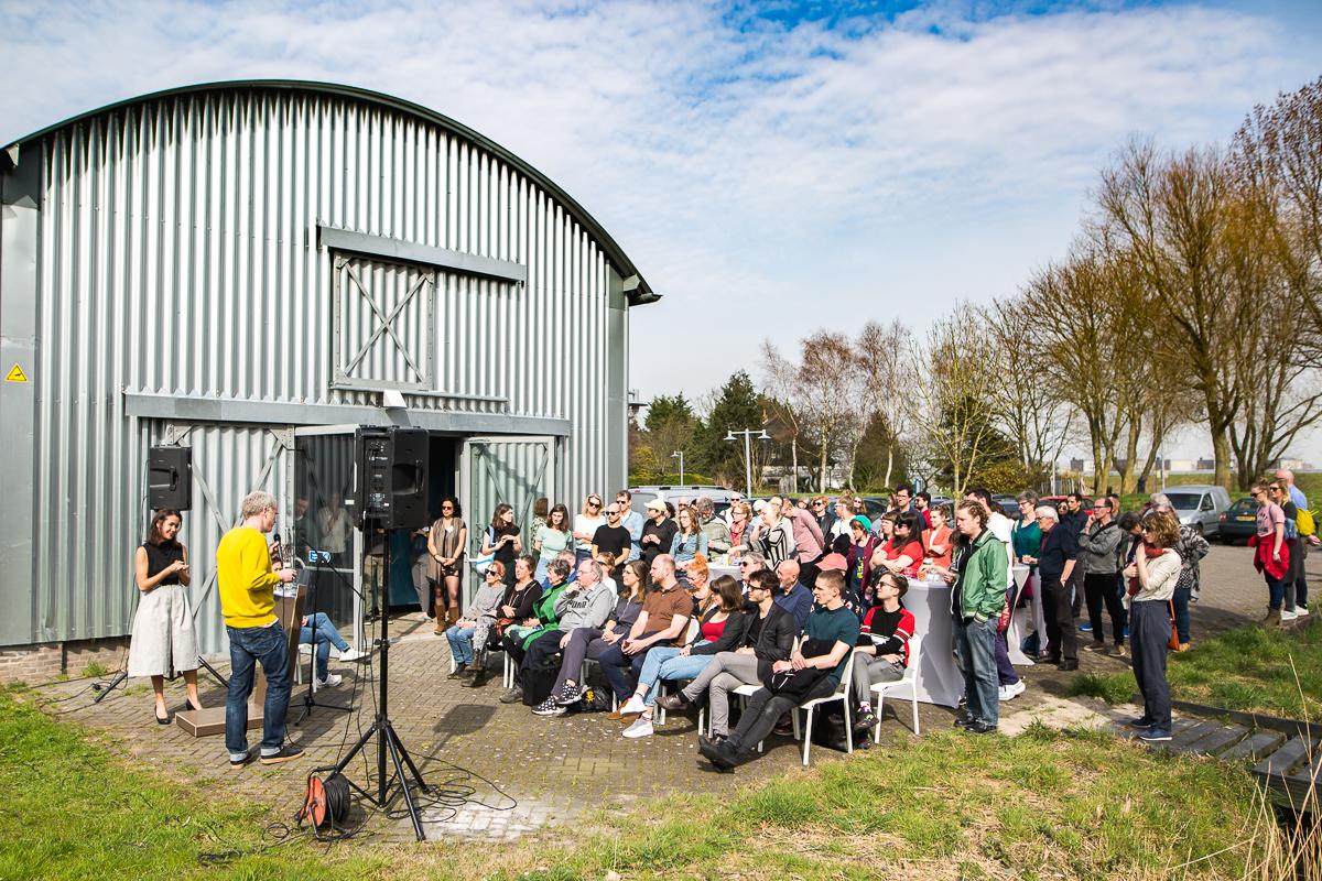 Foto: Kunstfort bij Vijfhuizen