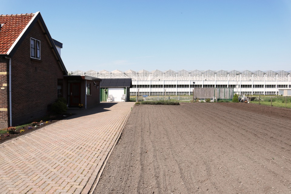 Uitzicht op Schenkeveld | Foto: Podium voor Architectuur