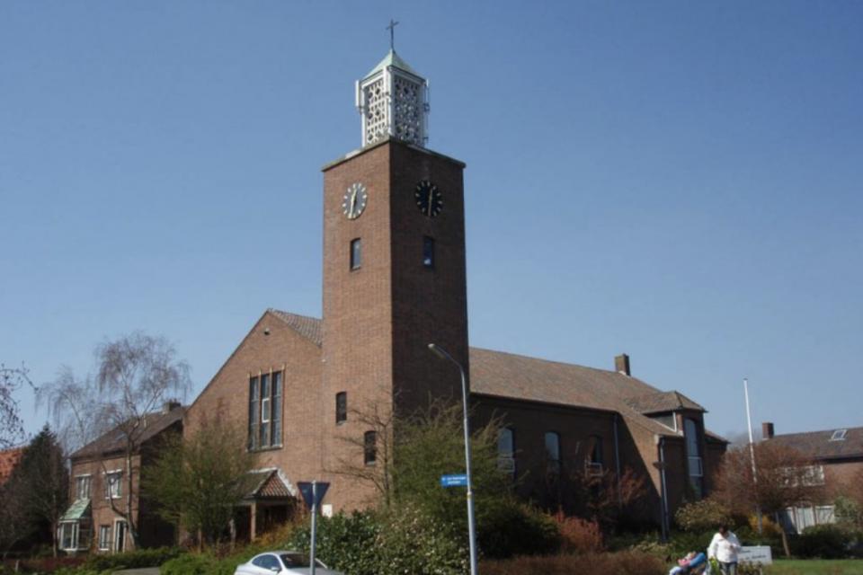 Kerk en voedselbank De Rank