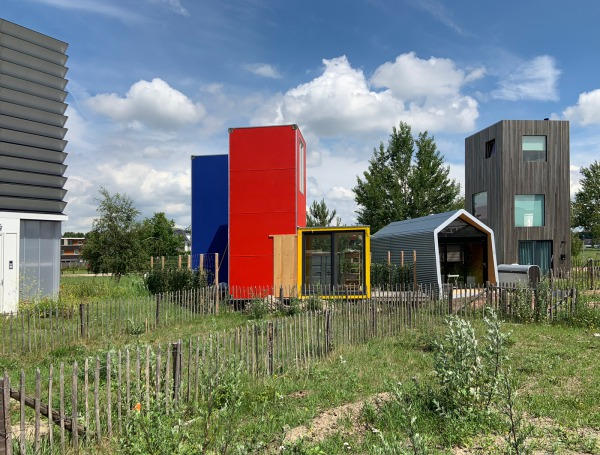 BouwEXPO Tiny Housing