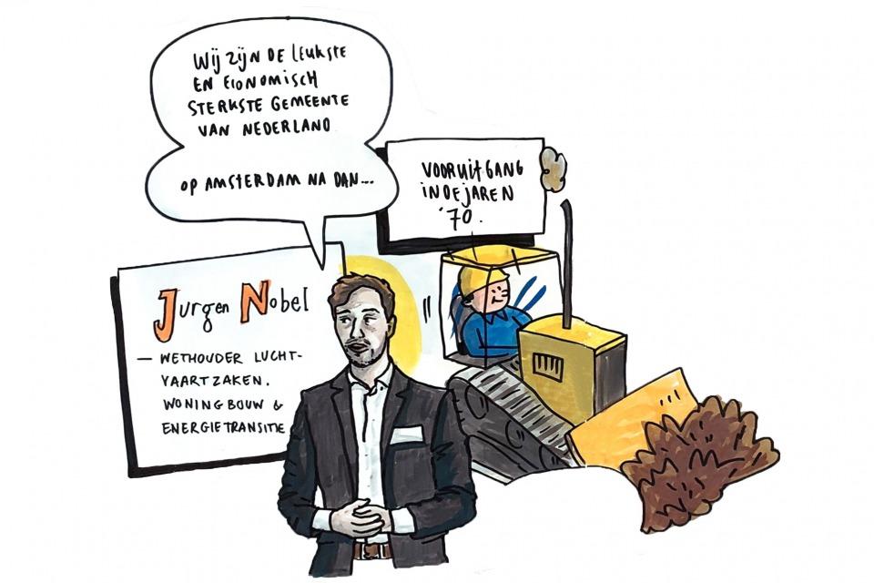 Getekend Verslag, Jurgen Nobel