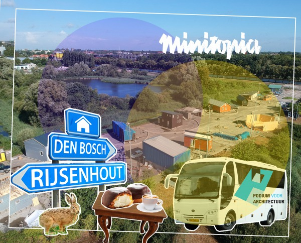 Excursie Minitopia Den Bosch
