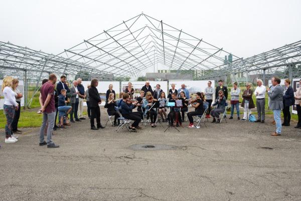 Minifestival in Rijsenhout tijdens Dag van de Architectuur 2018 | Foto: Podium voor Architectuur