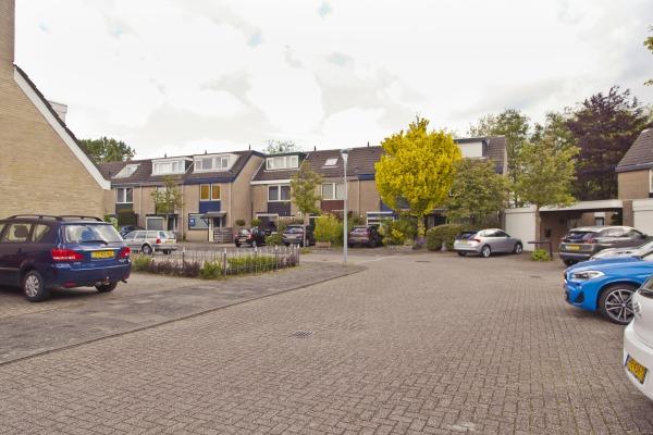 De Hoofddorpse wijk Pax.